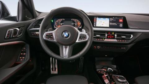 Compacto deportivo de BMW rival del Golf GTI
