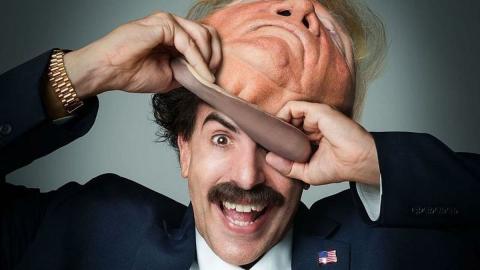 Borat: Subsequent Film