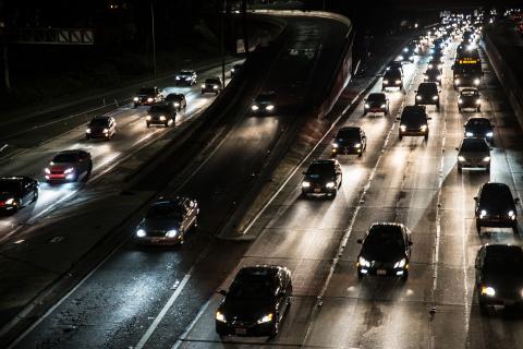 coches noche