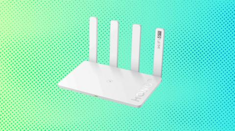 Honor Router 3 con WiFi 6