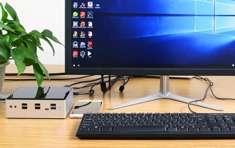 Mini PC XCY X41
