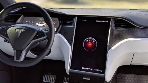 Modo centinela Tesla