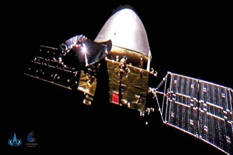 Nave espacial china  Tianwen-1