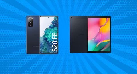 Pack en oferta de Samsung