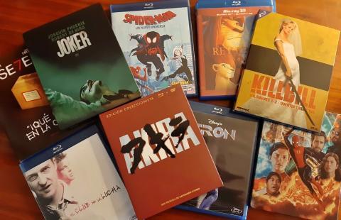 Películas en Blu-Ray