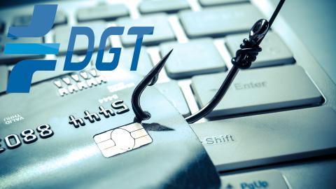 Phishing DGT