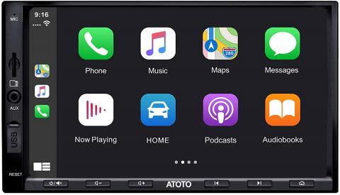 Radio con Android Auto