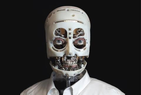 RObot disney humanoide