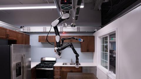 Robots de Toyota Research Institute