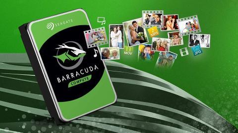 Seagate BarraCuda 8TB