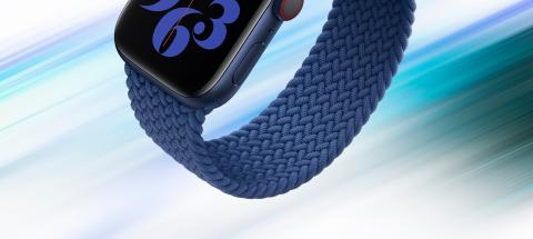 Solo Loop Apple Watch