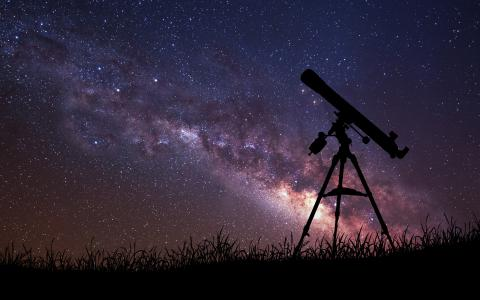 telescopio espacio