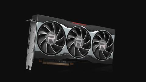 Gráfica AMD 6800 Radeon RX