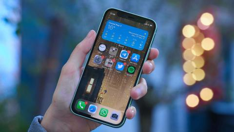 Análisis iPhone 12 Mini
