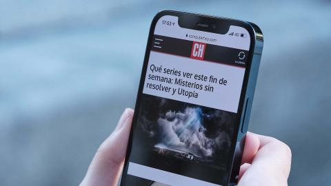 Análisis iPhone 12 Pro