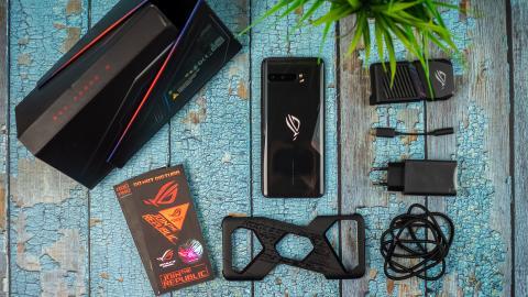 Asus ROG Phone 3, análisis y opinión