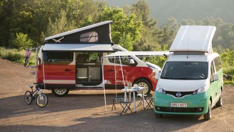 camping sancione pernocta autocaravana camper