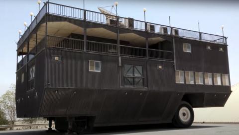 La caravana más larga del mundo
