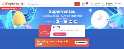 AliExpress selection coupons