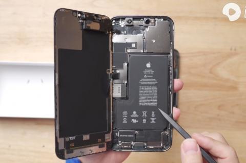 Despiece del iPhone 12 Pro Max
