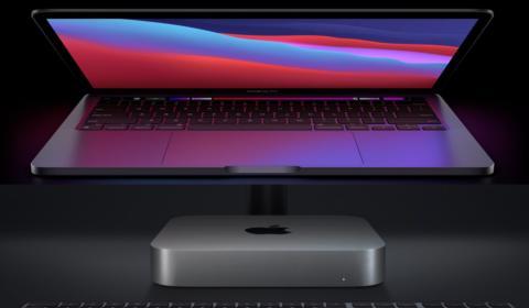 MacBook Pro Mac Mini 2020