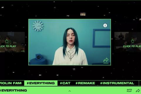 Herramienta interactiva de YouTube