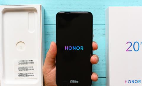movil honor
