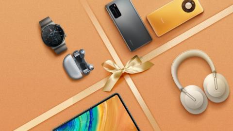 Ofertas Huawei Singles Day