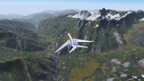 Simulador de vuelo gratuito