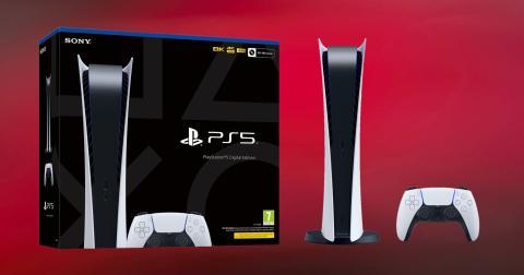 PS5 Caja