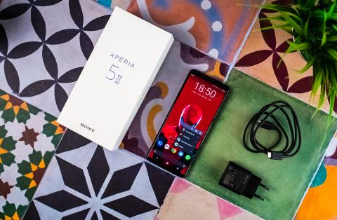 Sony Xperia 5 II, análisis y opinión