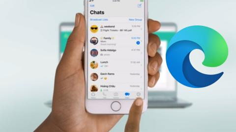WhatsApp Web y Edge