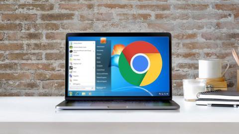 Windows 7 Chrome