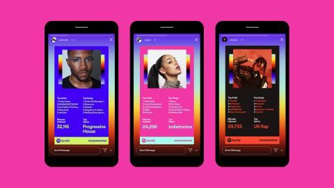 2020 Wrapped, resumen del año 2020 en Spotify