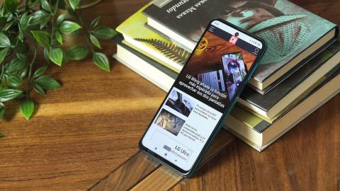 Análisis Redmi Note 9S