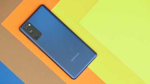 Analisis Samsung Galaxy S20 FE 5G