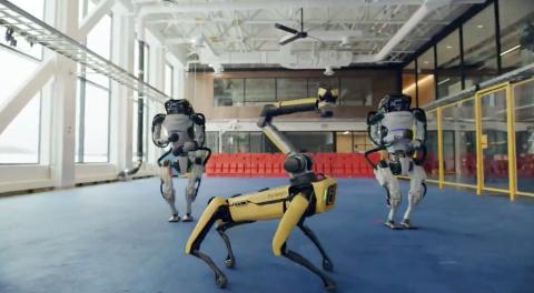 Baile Robots