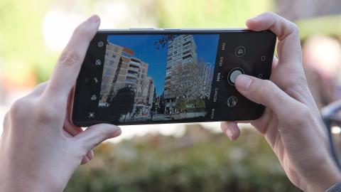 Galeria analisis Huawei P Smart 2021