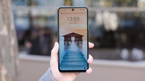 Galeria analisis Huawei P Smart 2021