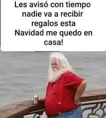 Santa se queda en casa