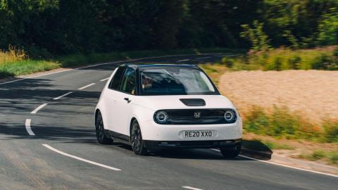 Prueba: Honda e 2021