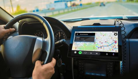 Sygic en Android Auto