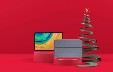 Tablets Navidad Huawei