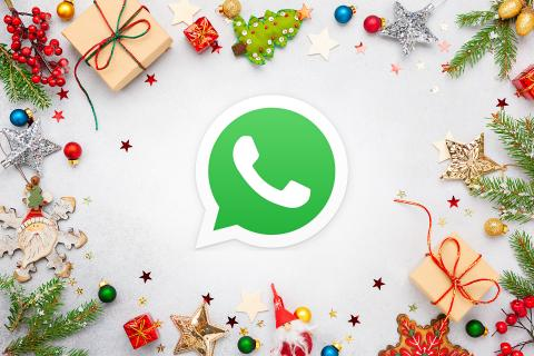 WhatsApp Navidad
