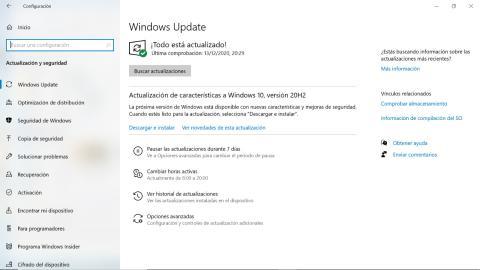 Windows actualización Tutorial