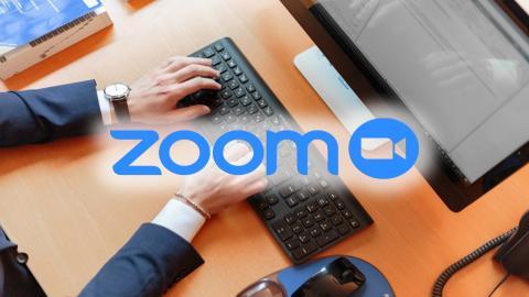 Zoom creará un correo electrónico y un calendario