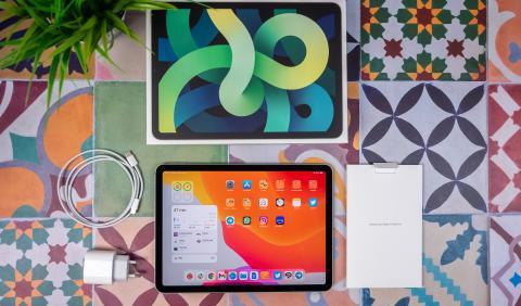 Apple iPad Air 4 (2020), análisis y opinión