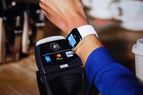 Apple Watch con Apple Pay