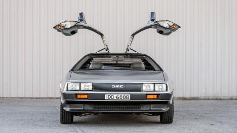 Tras 40 años, el DeLorean está al borde de su regreso