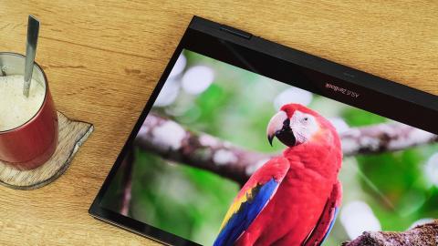 Galería Análisis Asus ZenBook Flip S